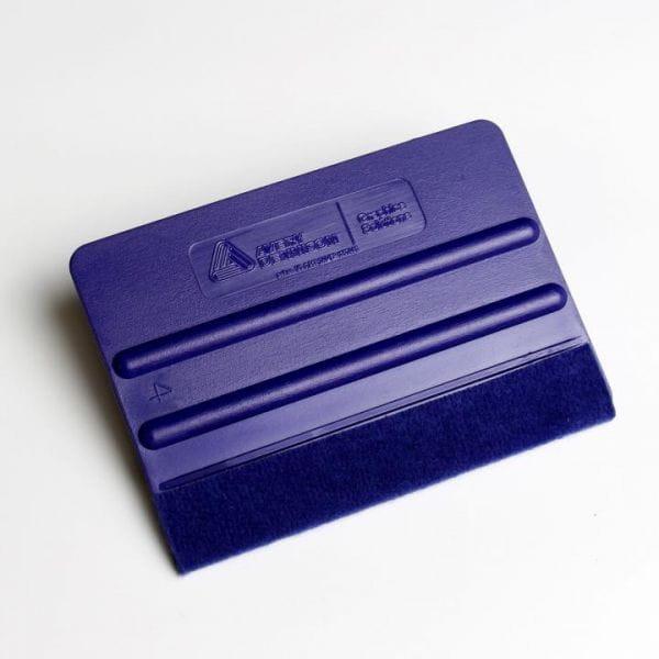 Avery Dennison® Kombi-Rakel Filz Blau