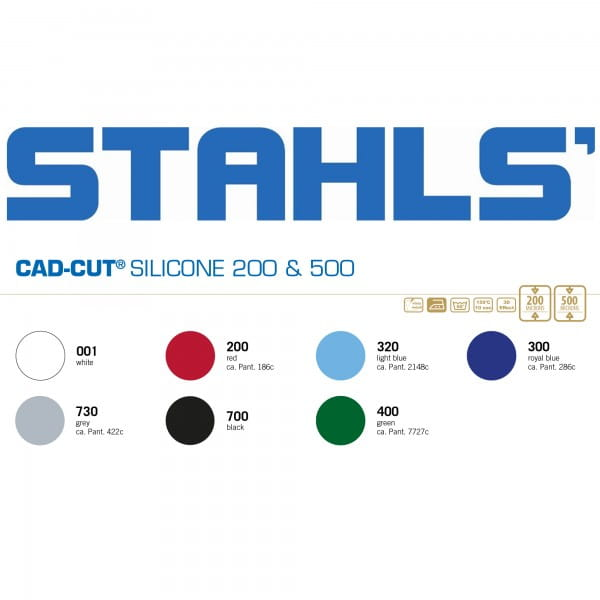 Stahls® CAD-CUT® Silicone 500