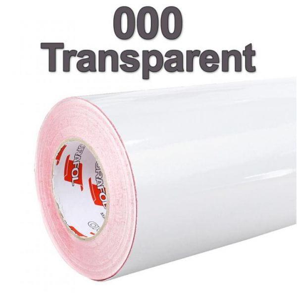 Oracal® 621 Economy Cal 000 Transparent Glanz