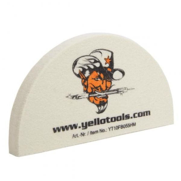 Yellotools FeltBloc Halbmond 055 Vollfilz-Rakel