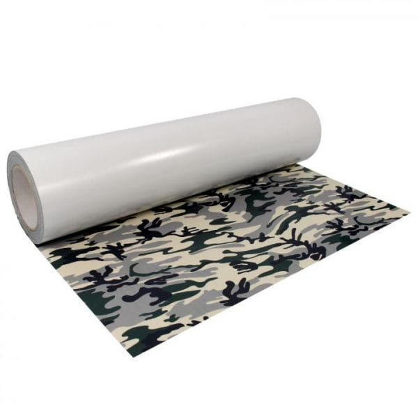 Poli-Flex® Fashion Camouflage NATO