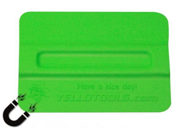 Yellotools TonnyMag Basic Green Magnet-Rakel