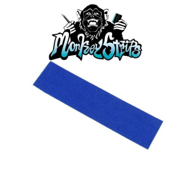 Monkey Strips Rakelpolster Blau
