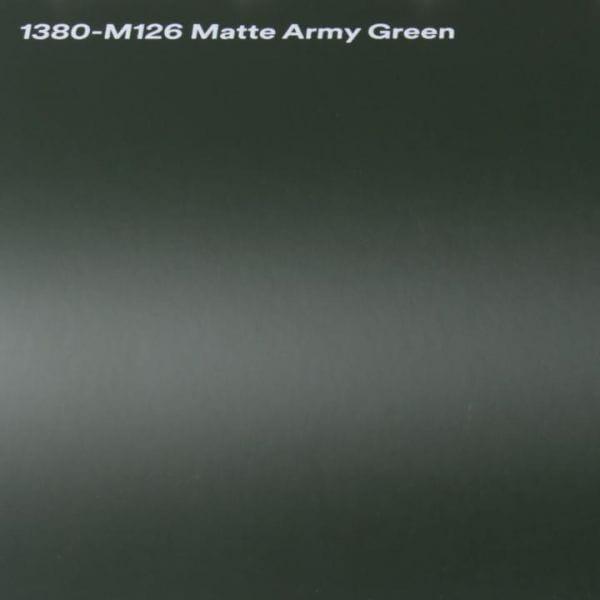 3M 1380 M126 Matte Army Green