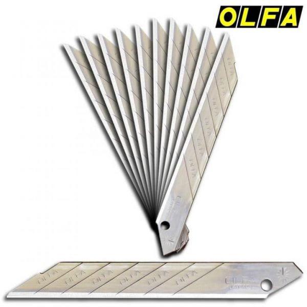 OLFA® SAC-1 30° Ersatzklingen 10er Pack